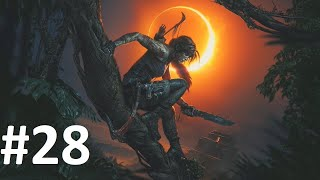Let's Play Shadow of the Tomb Raider #28 - Feuerprobe [HD][Ryo]