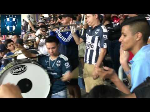 """""""La Adiccion Rayados vs Pachuca"""" Barra: La Adicción • Club: Monterrey"""
