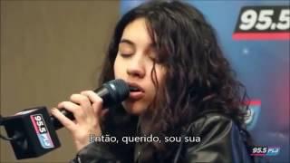 Alessia Cara - I'm Yours- Live (legendado)