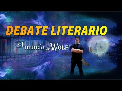Debate literariao. Hasta donde puede llegar la literatura?