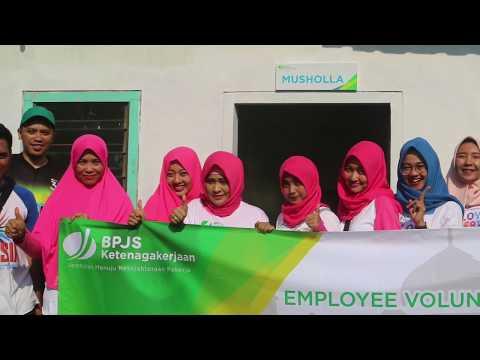 Employee Volunteering BPJS Ketenagakerjaan Jember
