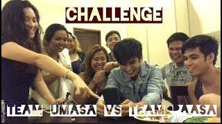 Team PAASA Vs Team PINAASA