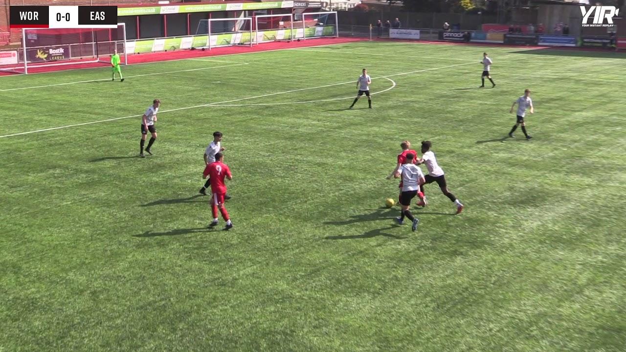 HIGHLIGHTS: Academy 1-1 Eastleigh [H] – League