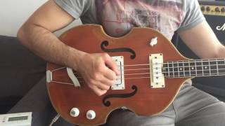 Dating eko violin bass 995
