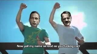 Hitler and Fegelein's cracker commercial.