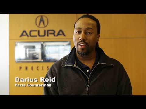 Parts Advisor Darius Reid