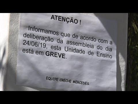O que querem os professores em greve em Cachoeiras de Macacu
