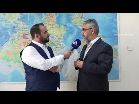 Erem Şentürk ile Kudüs Mikrofonu Röportajı