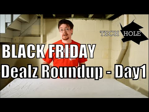 Black Friday Deals Roundup - Day 1 - Dell