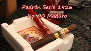 Padrón Serie 1926 No  90 Review Jonose Cigars