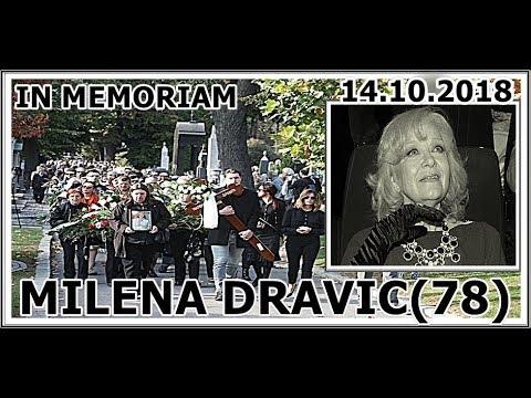 MILENA DRAVIĆ(78) 14.10.2018