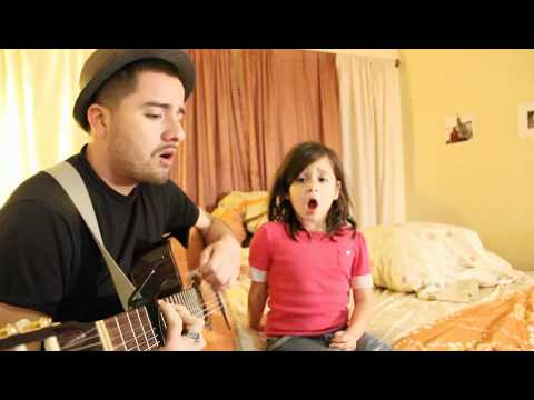 Unthinkable- Alicia Keys Acoustic Cover (Jorge & Alexa Narvaez)