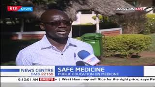 Safe Medicine: Public Education on Medicine in Kakamega