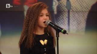 Amazing young singer covers Beyonce