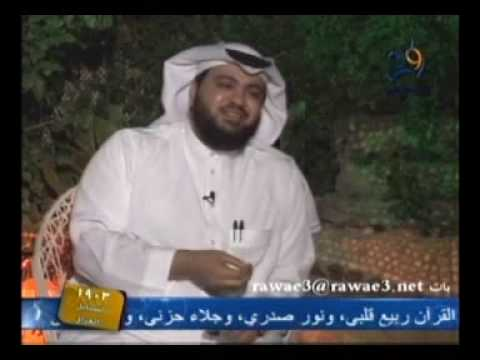 موقف بين إسماعيل العمري وسهيل المطيري
