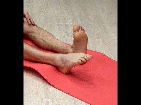 Эффективные упражнения при восстановлении голеностопа