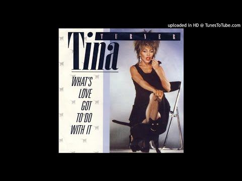 Tina Turner -  What's Love Got To Do With It (Instrumental)