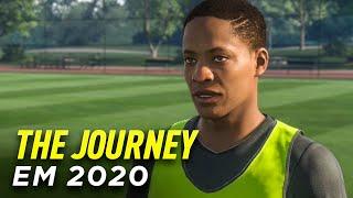 Joguei o THE JOURNEY do FIFA 17 3 anos depois!