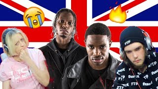 Grandma REACTS To Krept & Konan   My Story (EMOTIONAL!)