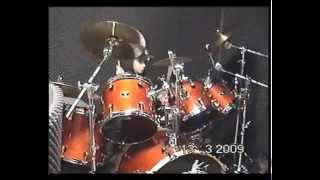 3 doors down these days drum cover 9 years old