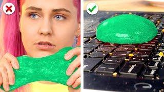 Keep It Clean! 9 Fun & Easy DIY House Cleaning & Household Hacks