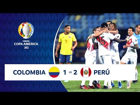Colombia vs Peru</a> 2021-06-21