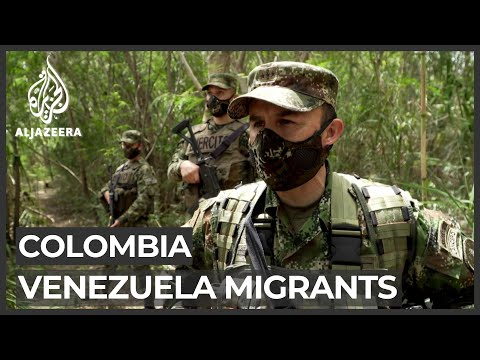 Colombia boosts efforts to curb Venezuelan migration