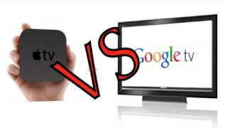 Apple TV vs Google TV Showdown