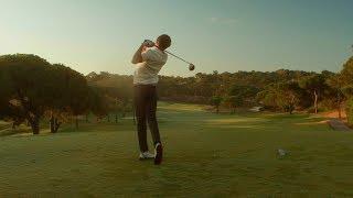 BIOM Cool Pro Men's Golf Shoe - White-video