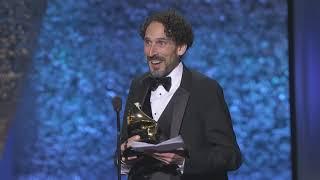 John Daversa Wins Best Arrangement, Instrumental, or Acappella | 2019 GRAMMYs Acceptance Speech