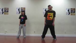 Danny Huang - 'Crazy That Way' Anjulie Choreography