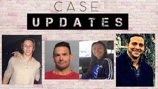 CASE UPDATES | Amy Yu | Ryan Shtuka | David Gipson Smith