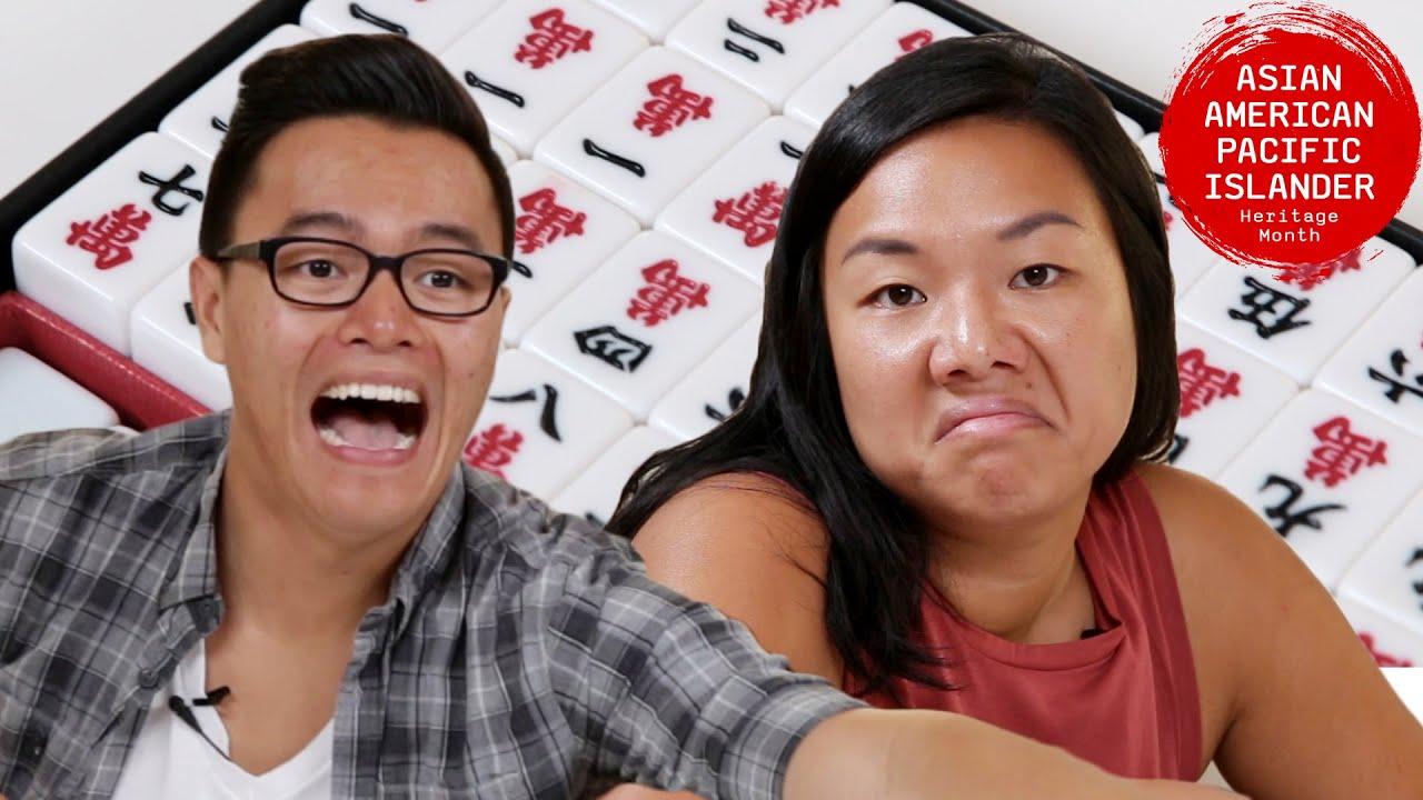 Asian-Americans Learn To Play Mahjong thumbnail