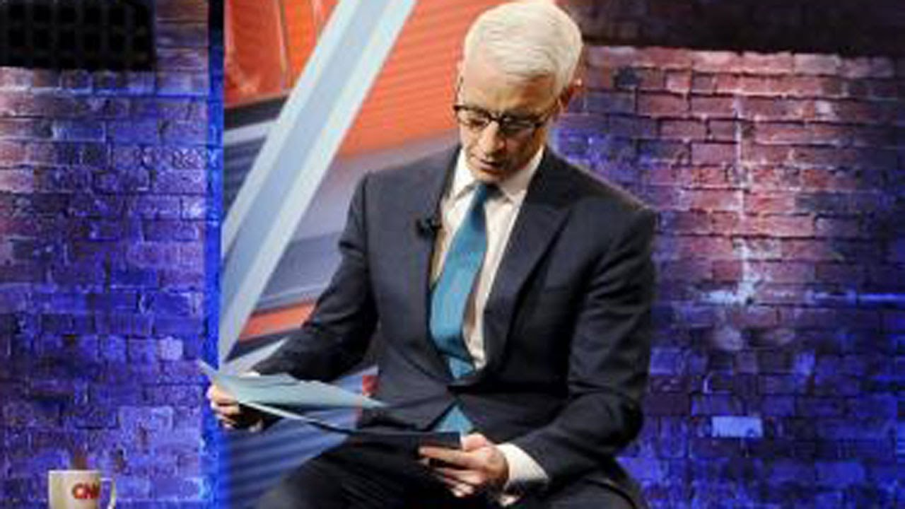 CNN GOP Presidential Town Hall: Live Reaction to the Complete Failure of Anderson Cooper thumbnail