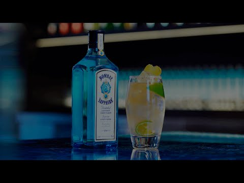 Video Juniper Mule - Bombay Sapphire Cocktail