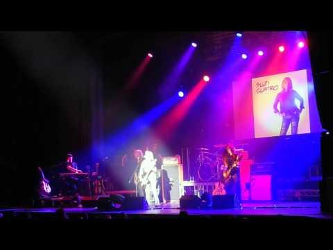 Suzi Quatro - 'Strict Machine' live in Sydney (Enmore Theatre 14-02-15)