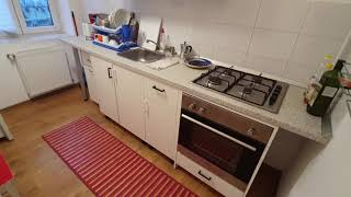 Apartment for rent in Cluj, near the University of Medicine and Pharmacy and the University Babeș-Bolyai, kitchen, living-room, 2 bedrooms, 2 bathrooms, balcony Video