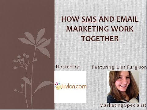 How SMS and Email Marketing Work Together