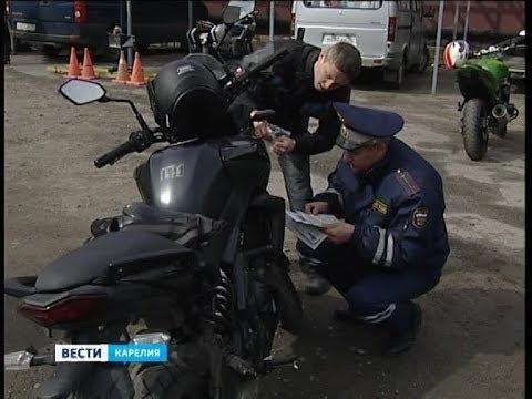 Карельские байкеры добились снижения транспортного налога на мотоциклы