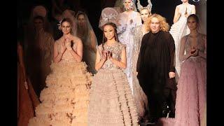 Arab Fashion Week Feat. Furne Amato In Dubai With Maymay Entrata.