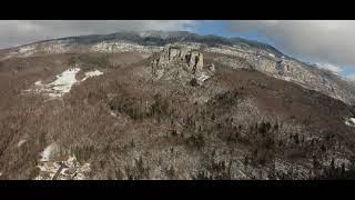 Tour saint Jacques, Haute Savoie-FPV drone