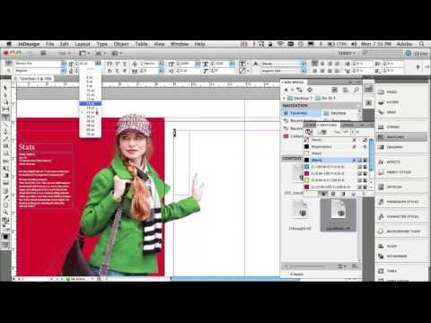 Adobe InDesign  Step By Step Tutorial For Beginners