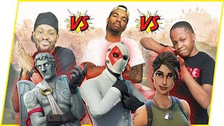 THE REMATCH! Will There Be A New Fortnite Champion?!?! - Fortnite Gameplay