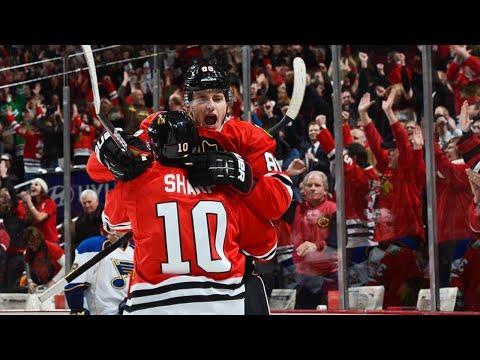 NHL Late Tying Goals