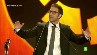 Monologo De Dani Rovira En Los Premios LFP   HD