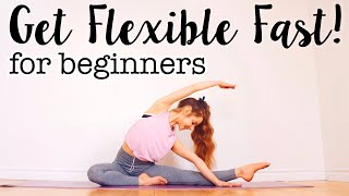 Beginner Flexibility Routine! Stretches For The Inflexible
