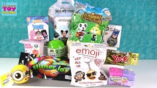 Disney Slither.io Shopkins Minions Mineez Animal Crossing Opening | PSToyReviews