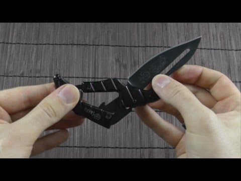 Sanjia Leech folding knife review