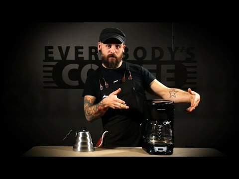 Video Dose: EP 13 - Home Drip Coffee Brewer Tips and Tricks