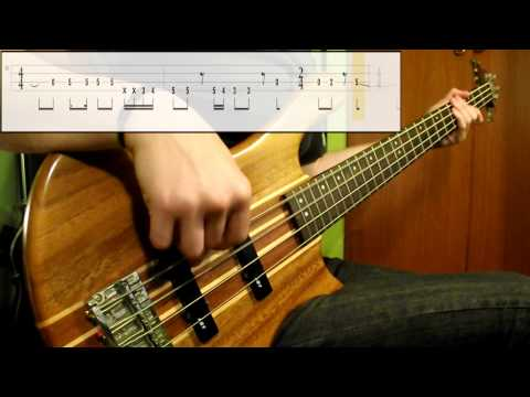 Elton John - Grey Seal (Bass Cover) (Play Along Tabs In Video)
